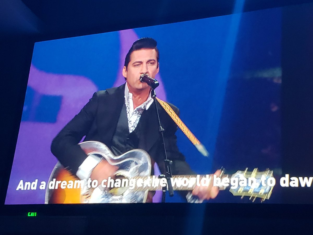 Wouldn't be a true @NationalCouncil conference if it didn't include musical entertainment specific to the host city...#MusicCity that is.  Truly great performance by #JohnnyCash #natcon19