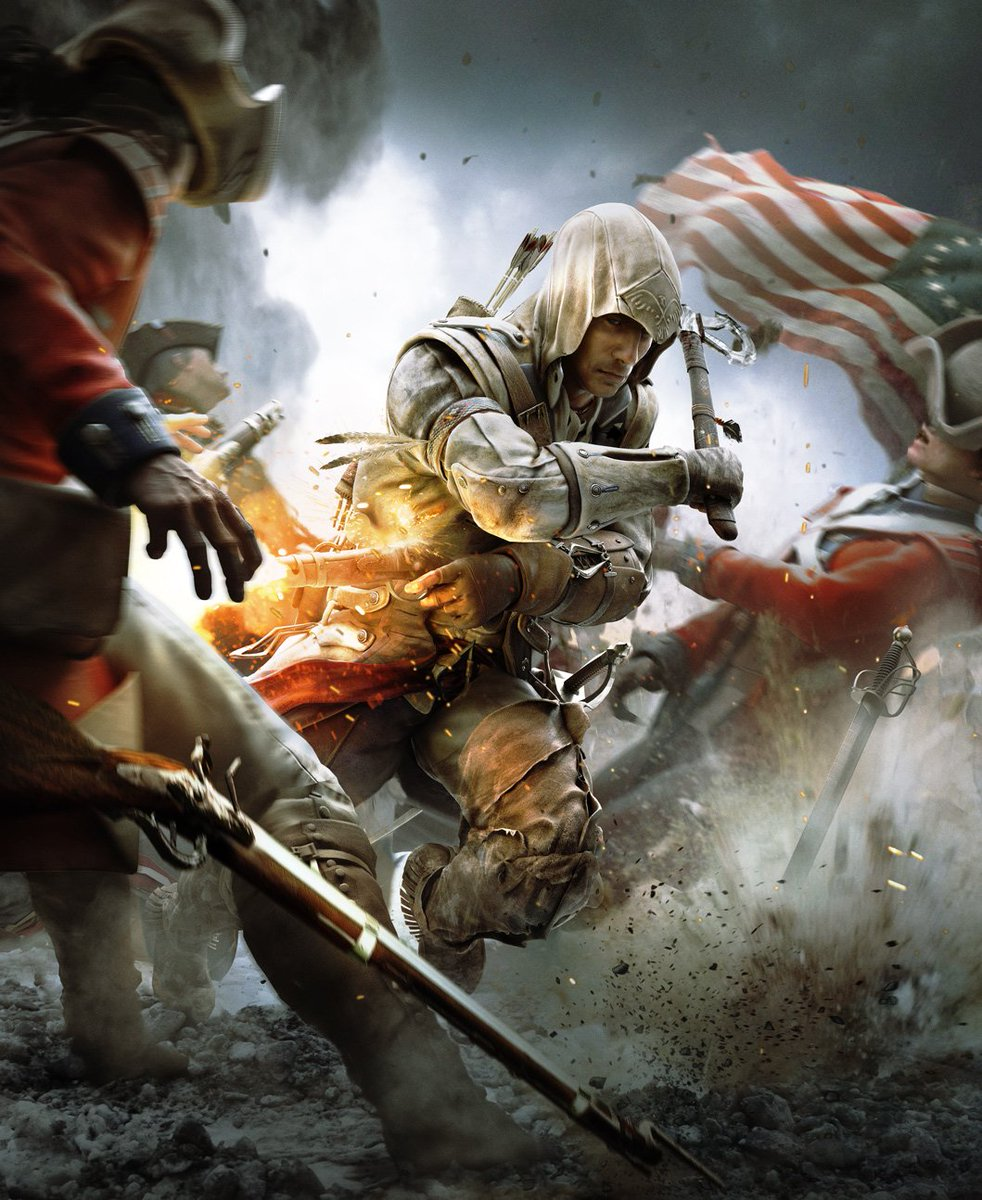 5 days to go...  Assassin's Creed 3 Remastered launches on March 29!