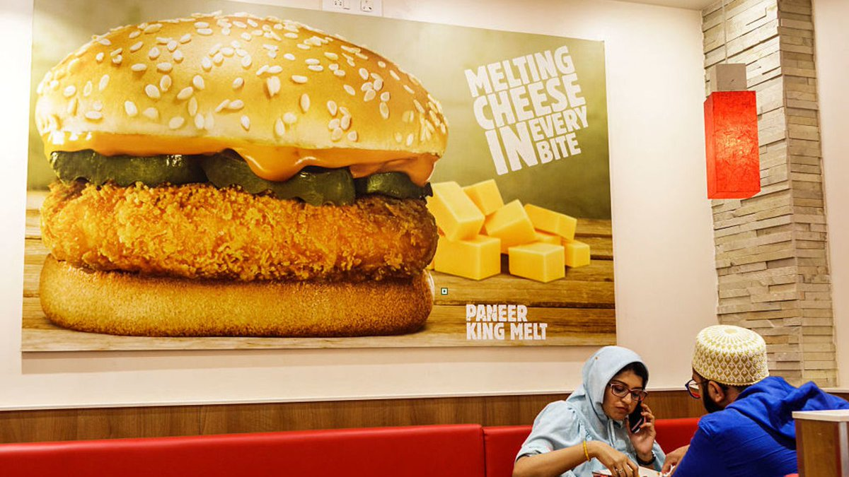 The fried paneer sandwich has become a cult fast-food hit trib.al/YNoZ7eO