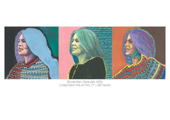 Happy Birthday to the feminist icon, Gloria Steinem!!!