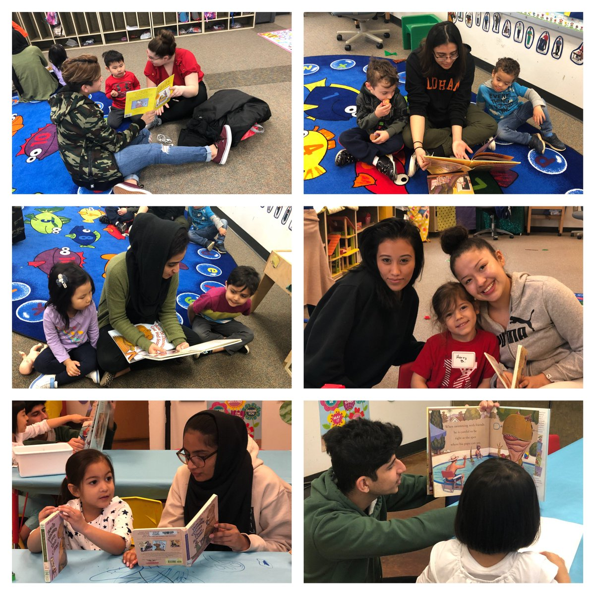 Our monthly visit to the preschoolers! Always lots of FUN! <a target='_blank' href='https://t.co/fOdEt8RIkR'>https://t.co/fOdEt8RIkR</a>