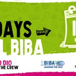 Image for the Tweet beginning: BIBA is just 50 days