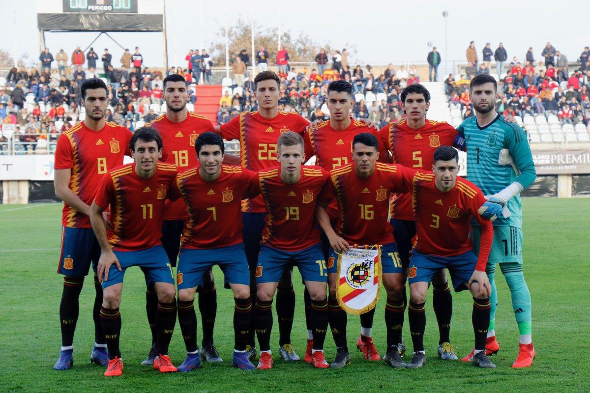 Selección Española de Fútbol's photo on Austria