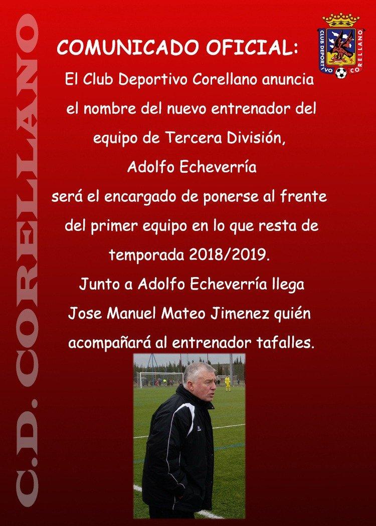 DESDE LA BANDA - FÚTBOL NAVARRO | CLUB DEPORTIVO CORELLANO