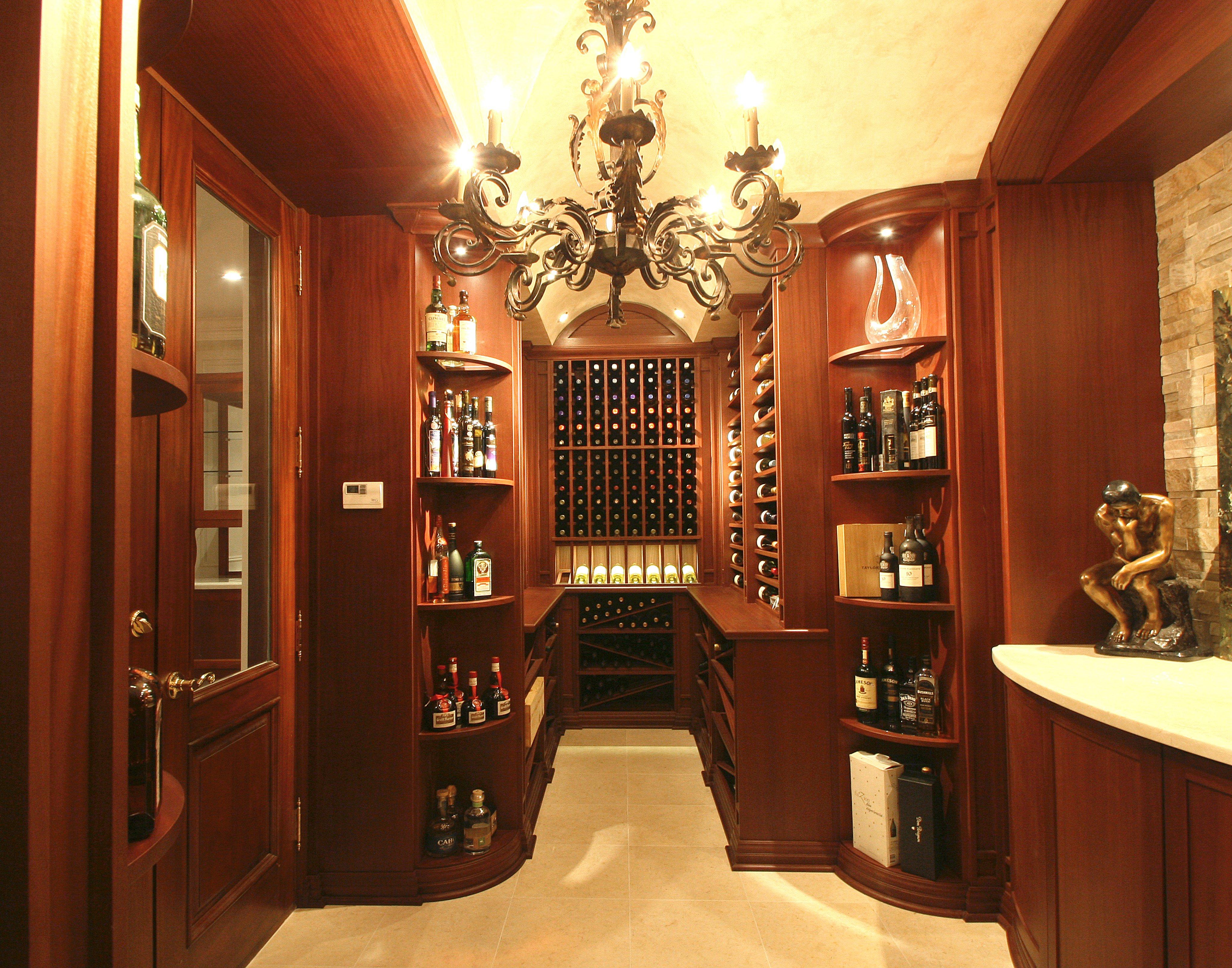 wine racks toronto