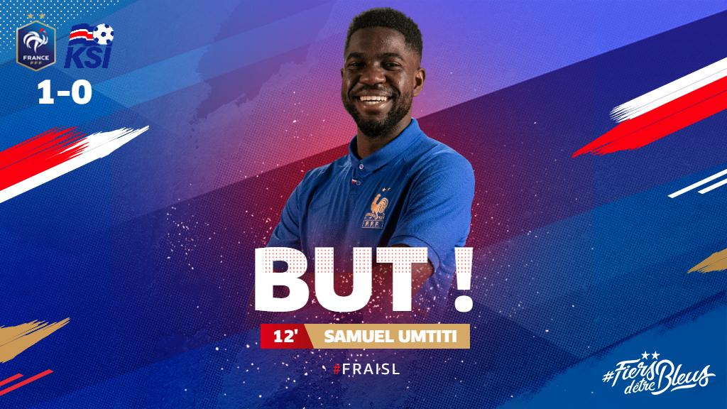 Equipe de France ⭐⭐'s photo on #FRAISL