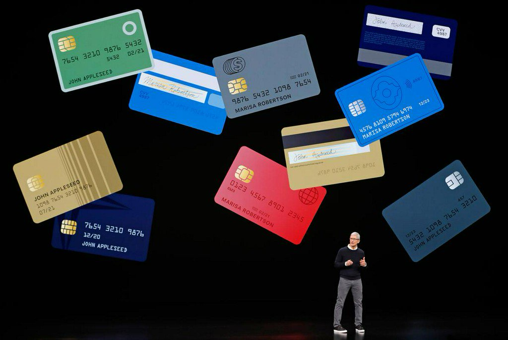 Apple partners with Goldman to add a credit card to Wallet https://t.co/tCi17ljlNd https://t.co/t5Tl0rOvHU
