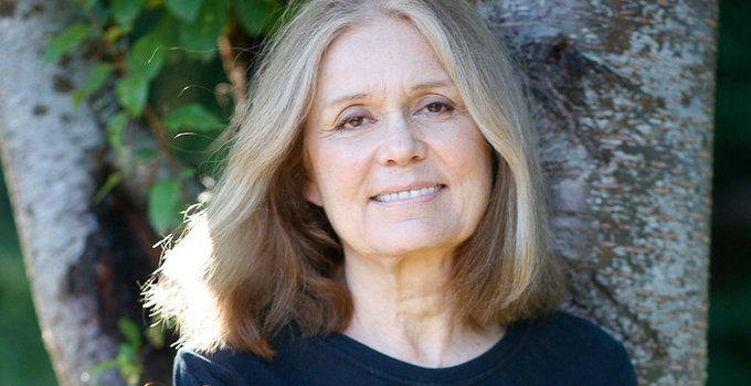 Happy 85th birthday to Gloria Steinem. May she continue inspiring us for many more years.
