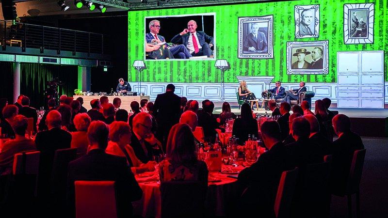 Eine Runde Applaus für den Gewinner! – Best Corporate Event 👏 150 Jahre #Tengelmann – wahrlich ein Grund zum Feiern. Und wie gefeiert wurde!  Ein authentischer Umgang mit der DNA eines Familienunternehmens und damit einer der Gewinner beim #BrandEx19! __ #winner #event