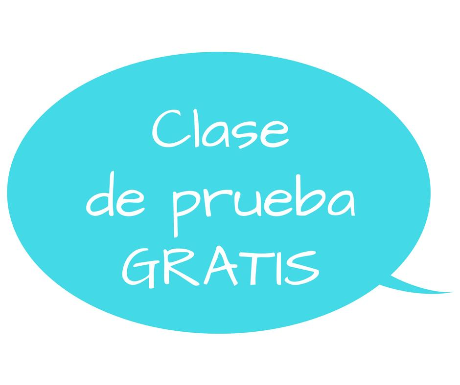 ¡Estás de enhorabuena! Como queremos que vengas a visitarnos, ¡te regalamos una clase de prueba gratuita! #Madrid #gratis #idiomas