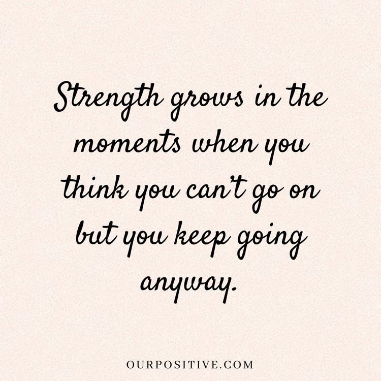 When you feel like it's too much to deal with remember that you are not weak, you have overcome so much to get to this point in life. Continue to show strength, continue to persevere, and remember you are stronger than you think.  #MentalHealth #Strength #Courage #Recovery