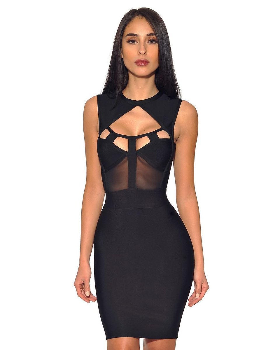 Indulge in mesh❤️ Shop: New Arrival 'Winsley' in Our NYC #SoHo Showroom . Or online http://www.misscircle.com  #newyork newyorkcity #blackdress #LBD #me #sexy #bodycon #strength #black #womenempowerment #smile #party #inspiration #stylegram #ootd