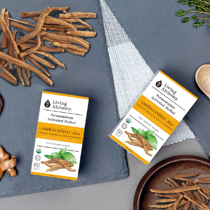 Ashwagandha is truly the ultimate adaptogen for #stress, #energy, and #strength. Reduces #anxiety and #depression & Improves learning, memory, and reaction time Try our ASHWAGANDHA Alive too feel the benefits for yourself! Read More: http://ow.ly/whna50o76dE #livingalchemy