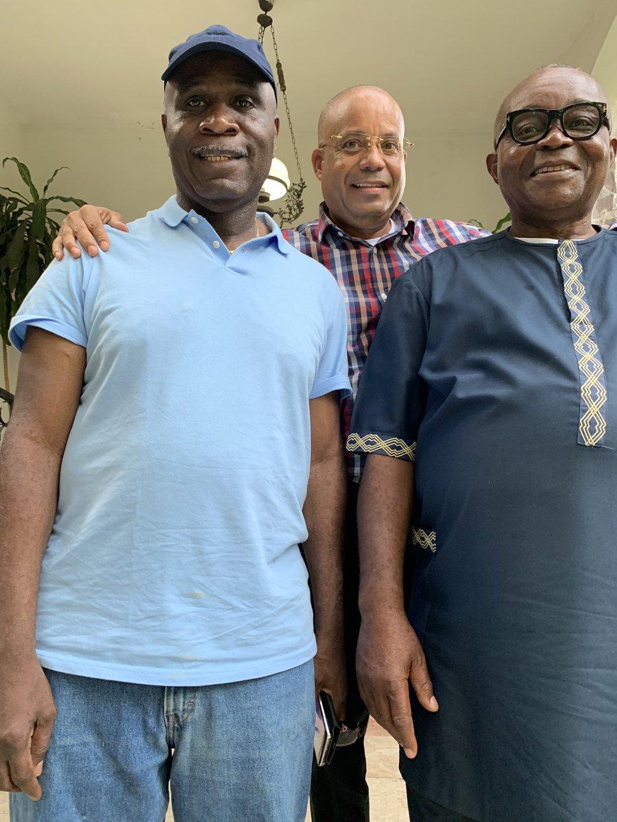 #RDC : 3 anciens prisonniers politique de KABILA; DIOMI, MUYAMBO ET EWANGA... LIBRE !!!