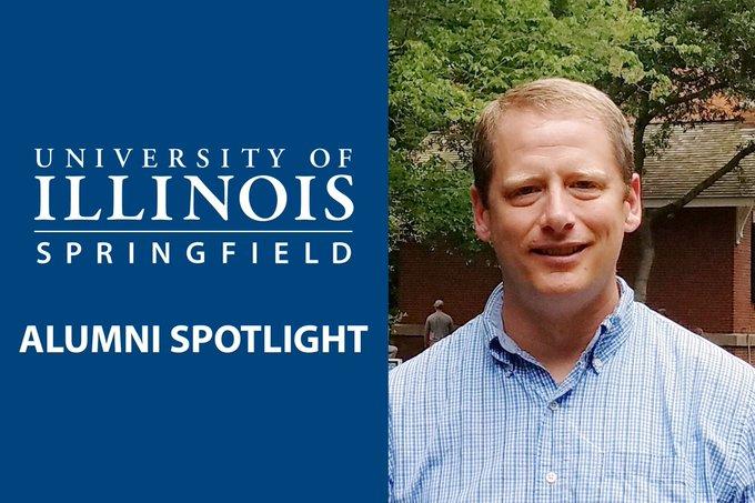 #UISedu Alumni Spotlight: Jayson Coble '01 Chemistry is an Emergency Medicine Physician Assistant at HSHS St John's Hospital in Springfield. Learn More: https://t.co/K67KK3CbfO https://t.co/lgtZzZStqA