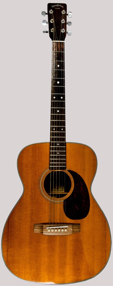 Sigma (for Martin) & Co. 000 Guitar