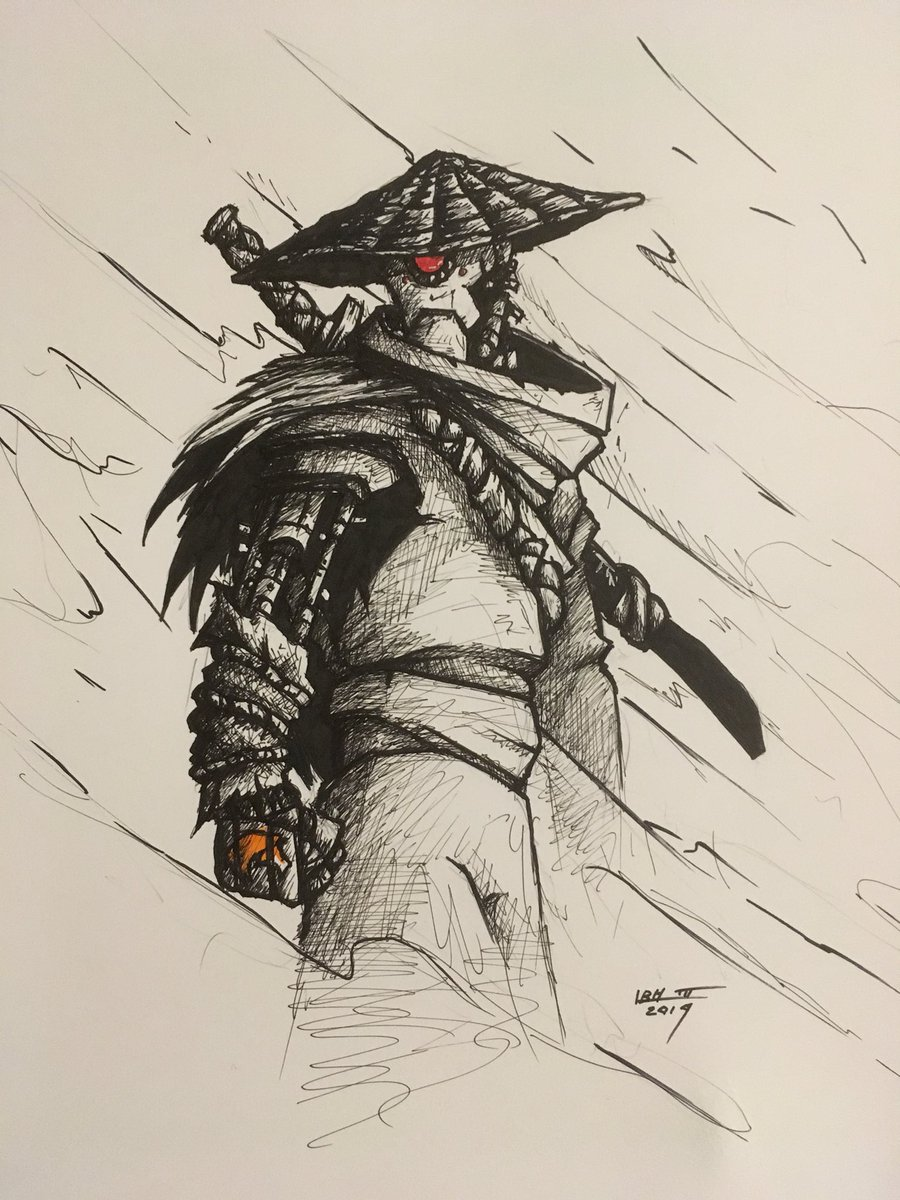 Dragonflight Images On Twitter A Bit Late To The Party Of Marchofrobots But Better Late Then Never Marchofrobots2019 Robot Robots Samurai Robotsamurai Cyberpunk Art Character Characterdesign Drawing Sketch Sketching Ink Penandink