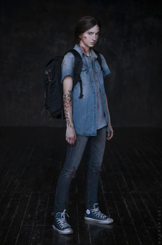 Exceptional Ellie cosplay from The Last of Us Part II by Molza!  Submit your own cosplay and other creations here: https://naughty-dog.tumblr.com/ugc