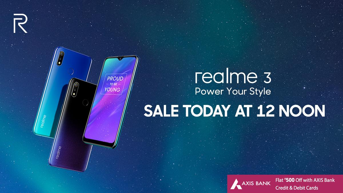 Get ready at  Flipkart   http   realme.com in . http   bit.ly 2SC1Mqx pic. twitter.com onFirjLcCE d069baf82