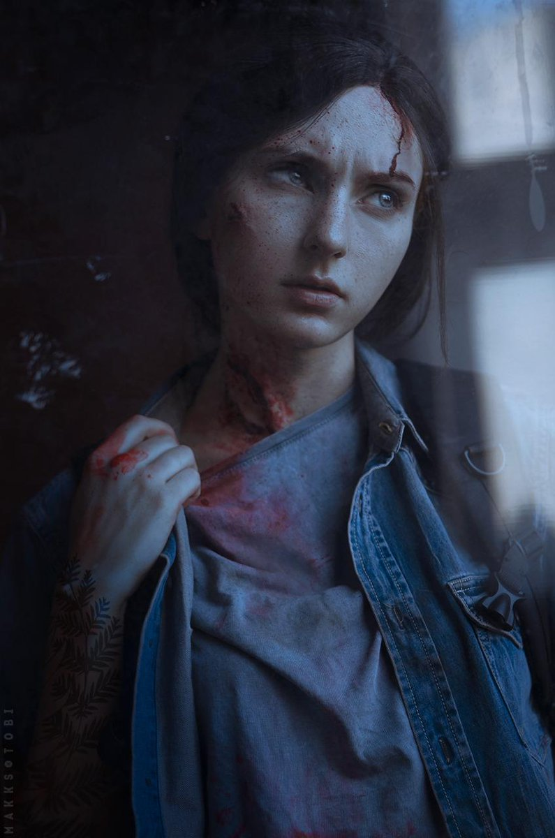 Naughty Dog On Twitter Exceptional Ellie Cosplay From The