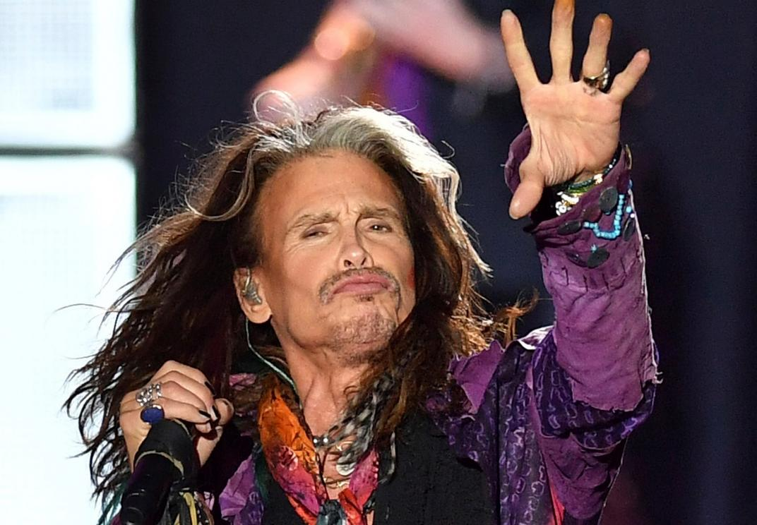 Happy 71st birthday Steven Tyler