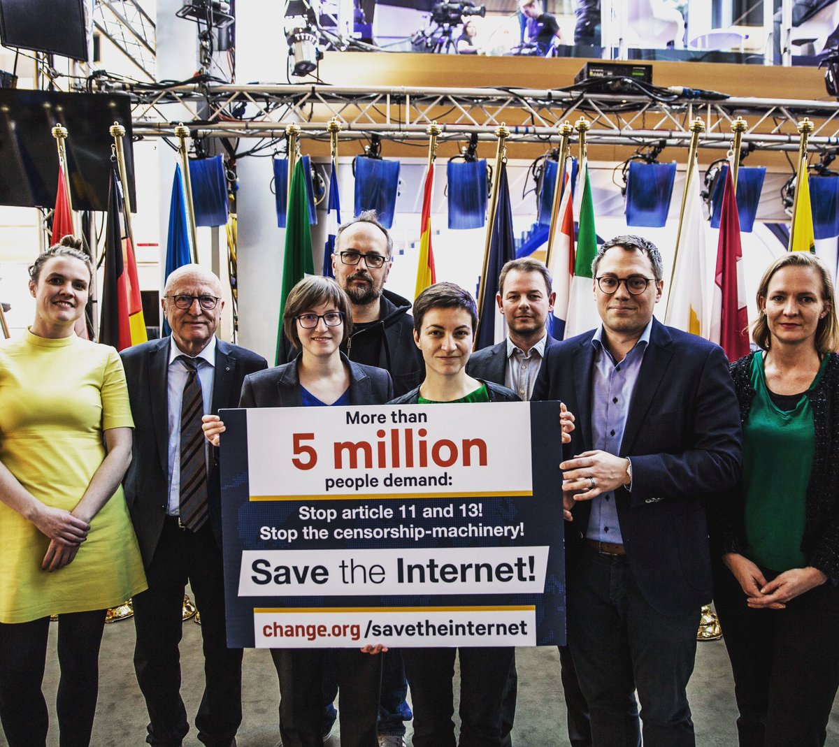 Julia Reda's photo on #SaveTheInternet