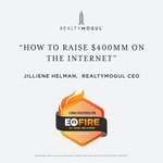 Our CEO was recently interviewed by John Lee Dumas on the Entrepreneurs On Fire podcast.Find out how RealtyMogul went from just an idea to one of the largest online marketplaces for investing in real estate: https://t.co/g4WOXz1sJe