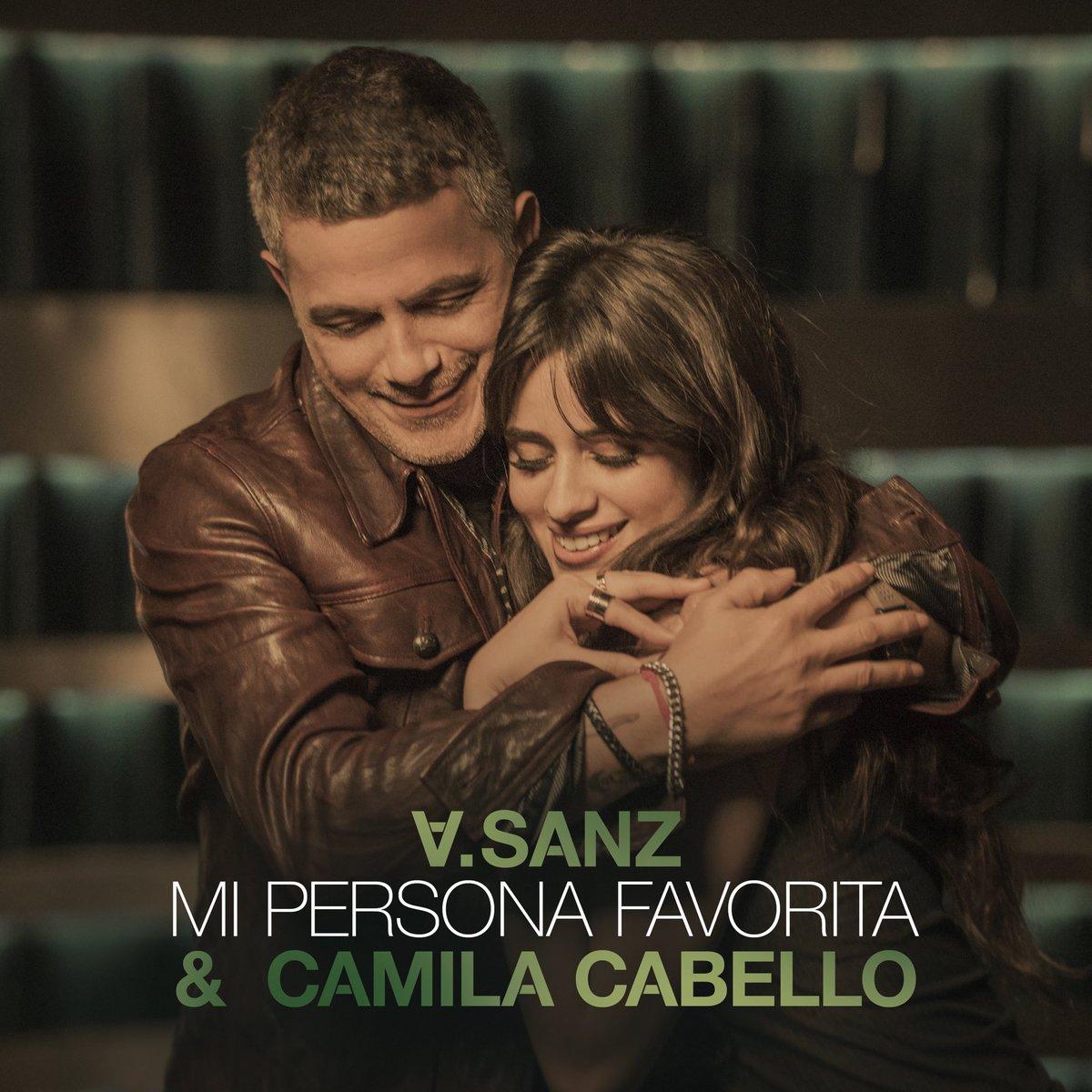 RT @Camila_Cabello: mi persona favorita. @AlejandroSanz y yo ❤️sale este jueves y estoy muy emocionada 🌹 https://t.co/dZLjtsHrhV