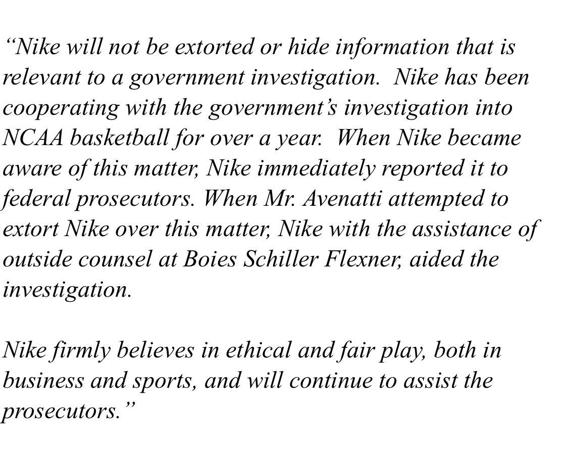ESPN Identifies AAU Coach In Michael Avenatti Nike Scandal