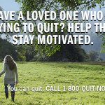 That extra #MondayMotivation your loved one needs in order to quit smoking can come from you! For more information on how you can help, visit https://t.co/N6zYMofnEY.