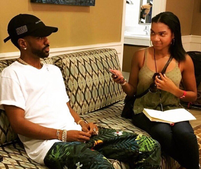Happy birthday, Big Sean! Keep being a dope individual.