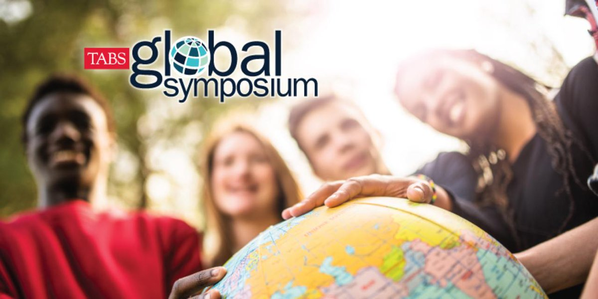 Check out the Program for TABS Global Symposium in Newport, RI. Coming up! April 28-30 tinyurl.com/yxsgfye7
