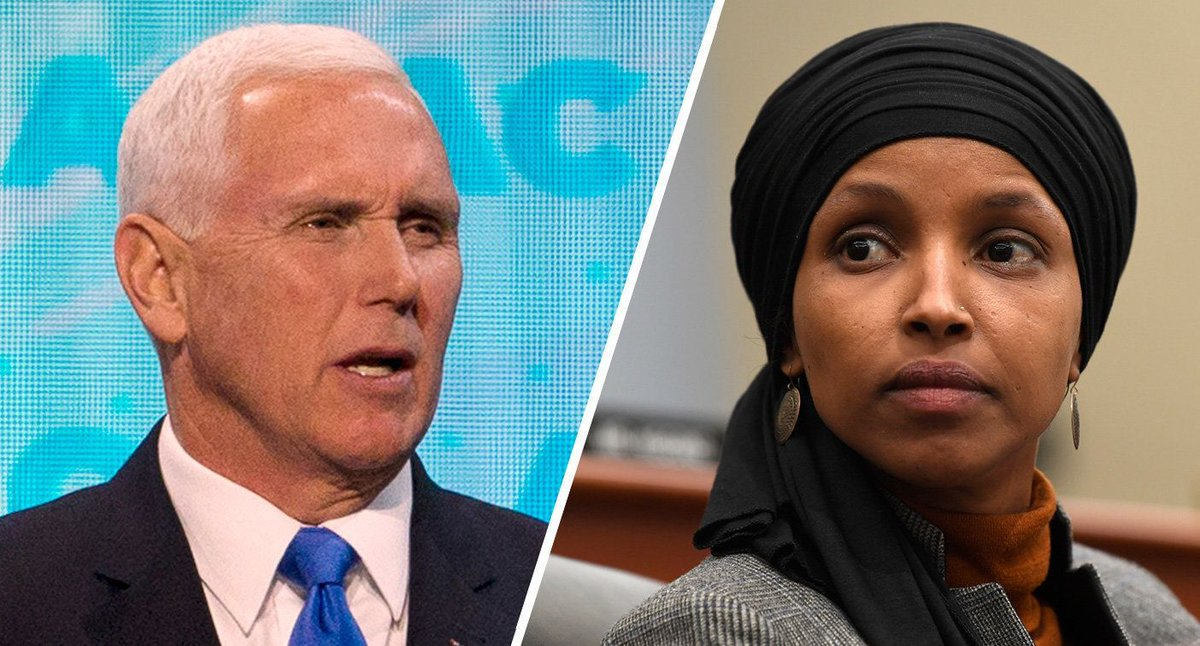 Vice President Mike Pence used his speech at the annual AIPAC convention to sharply criticize Democrats he charged with being insufficiently loyal to the Jewish State https://yhoo.it/2up9OcD