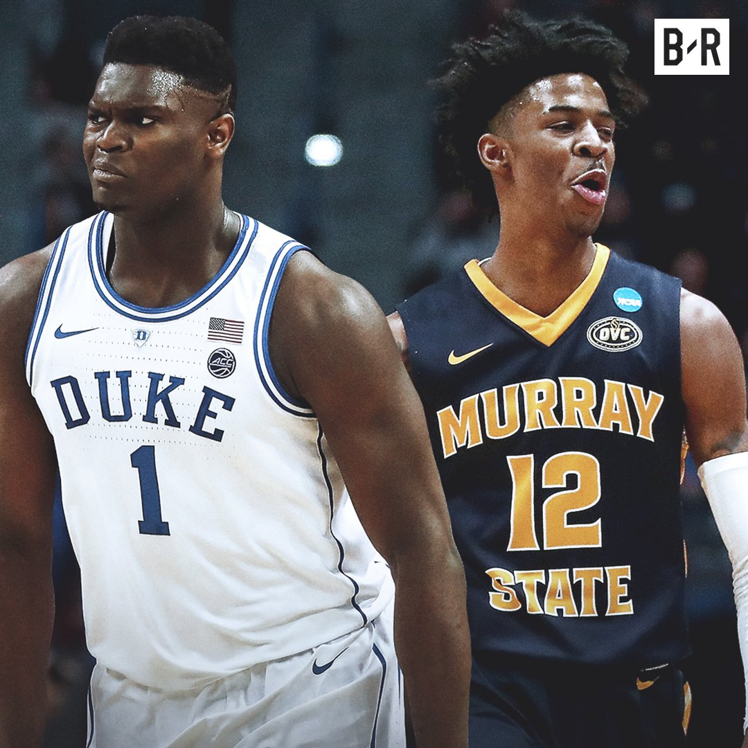 Zion & Ja Morant put on a show during the first weekend of March Madness 🔥