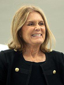 Happy 85th birthday to the amazing Gloria Steinem!