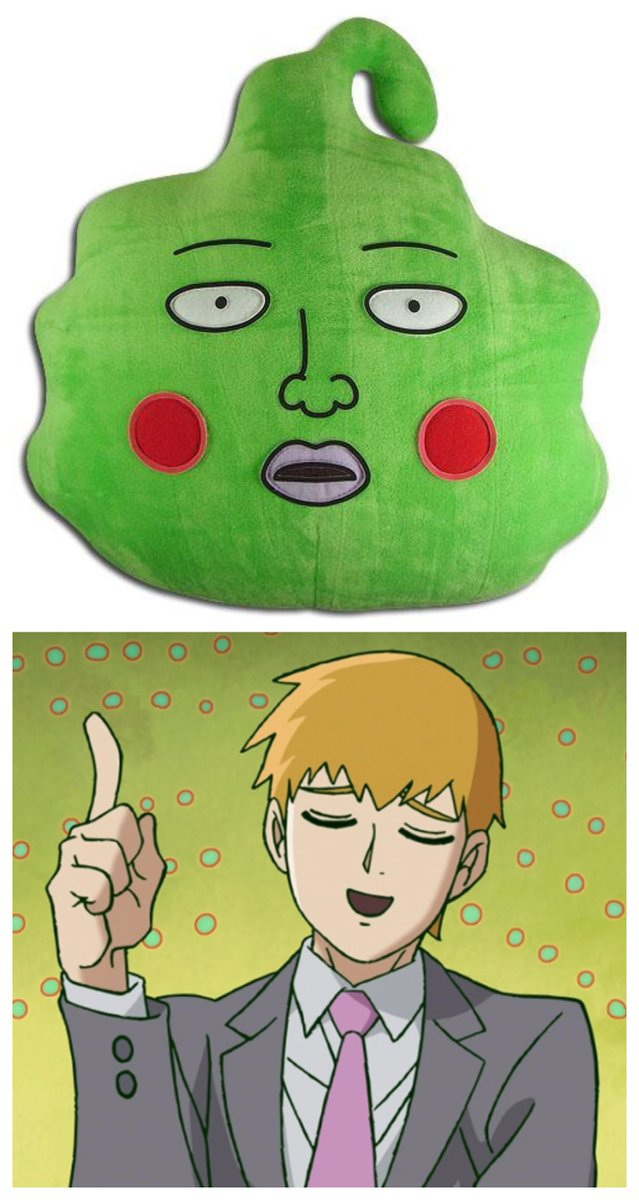 Want something comfy to hold to help you through the final episode of Mob Psycho?  Buy your Dimple Pillow here! 🔴 http://got.cr/Dimple-Pillow 🔴