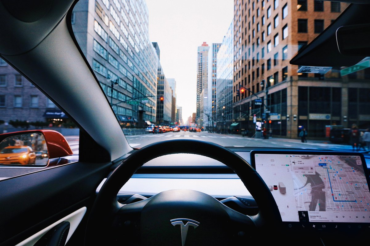 Model 3 in NYC by @photoguides  http://ts.la/3