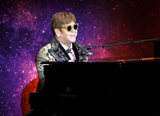 Happy birthday to the one and only Rocket Man, Sir Elton John!