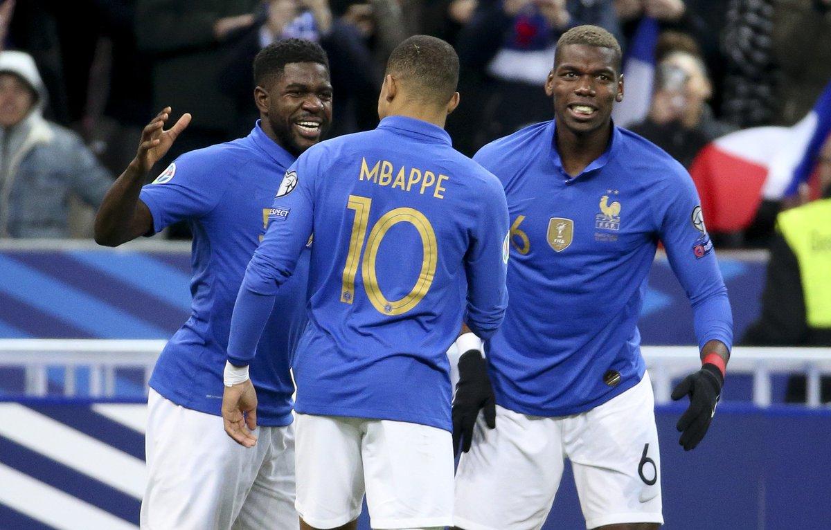 Отбор на Евро-2020. Франция непринужденно разгромила Исландию - изображение 1