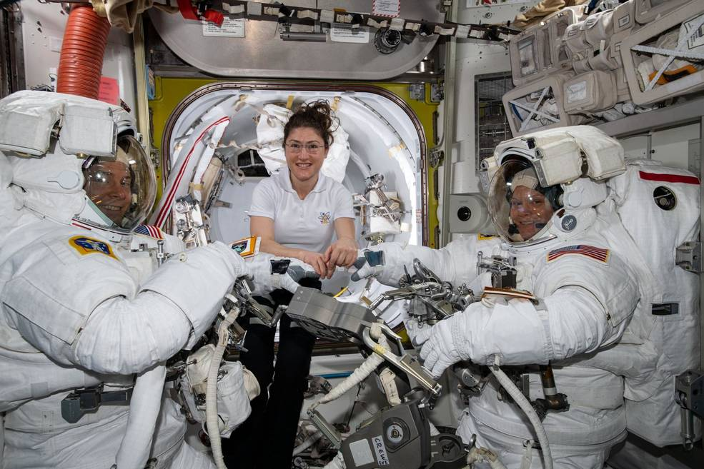 NASA's All-Women Spacewalk Was Canceled Because of Science, Not Sexism