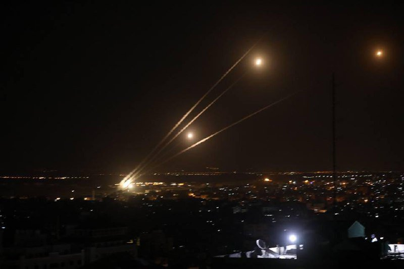 RT @AmichaiStein1: #BREAKING: More then 40 rockets fired towards Israel in the last couple of hours https://t.co/LjQfemAQZC