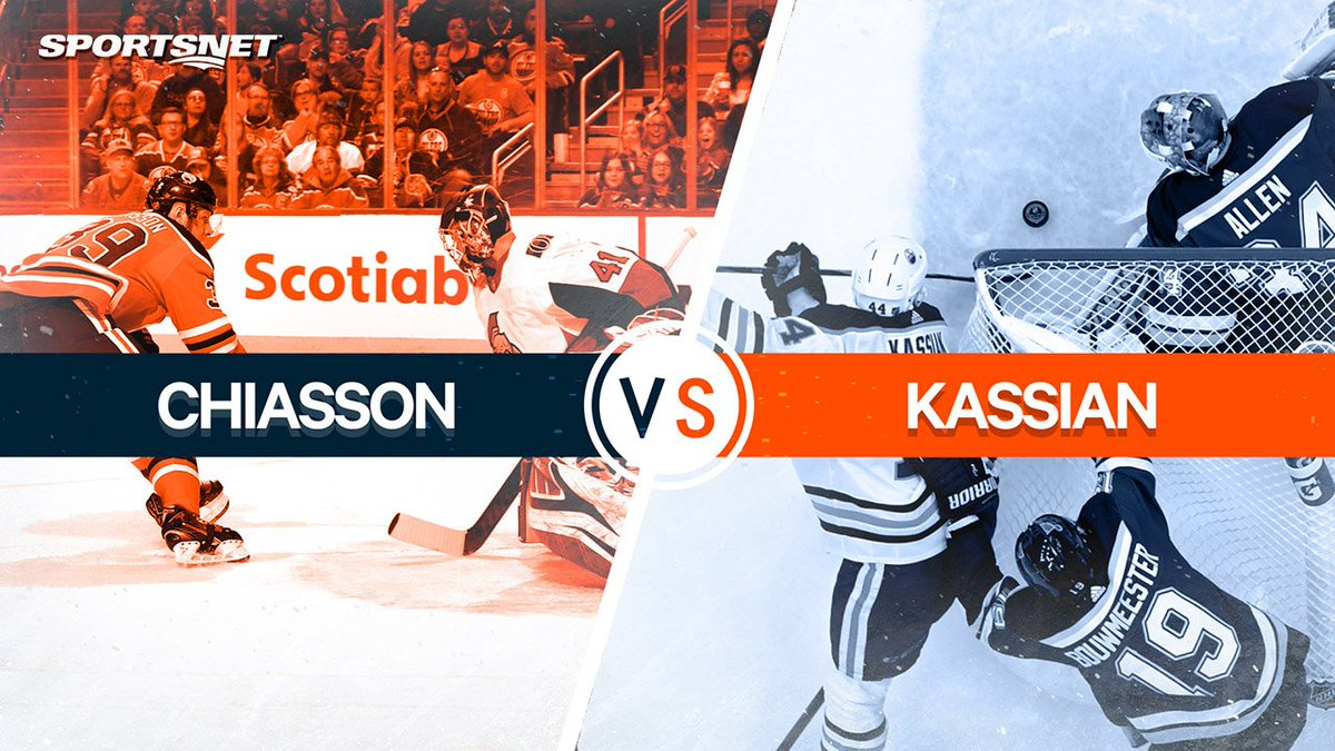 RT for Kass' dangle+wraparound combo vs. St. Louis or LIKE for Chiasser's breakaway finish vs. Ottawa to crown the @Sportsnet #BrightestStars play of the week! With your vote, you're entered to win #Oilers Sky Lounge tickets.