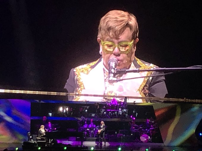 Happy Birthday Sir Elton John .