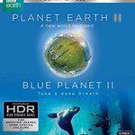 Image for the Tweet beginning: Planet Earth II & Blue