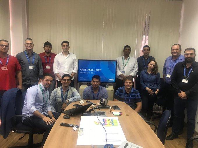 Reunimos profissionais da equipe de B&PS (Business and Plataform Solutions) em um workshop s...