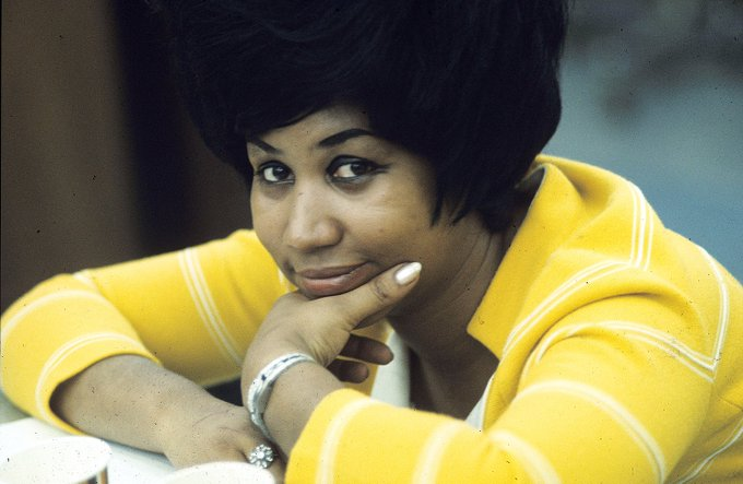 Happy Birthday to the Queen of Soul Aretha Franklin . Queen  RIP