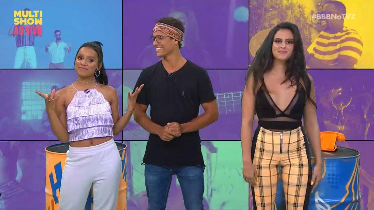 TVZ Multishow's photo on #BBBNoTVZ