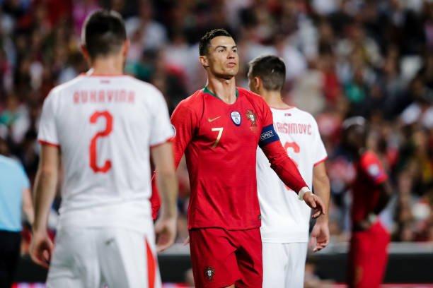 Video: Bồ Đào Nha vs Serbia