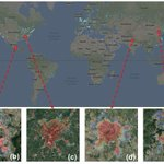 Image for the Tweet beginning: Earths Future study shows: global