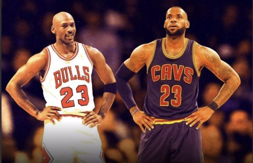 If LeBron James wanted to do something different than Michael Jordan & Kobe Bryant -   http://goo.gl/MStfTP  LeBron could've went to Toronto to help them win a ring. He would've won w/ 3 different teams: 2 in the US, the other in Canada.